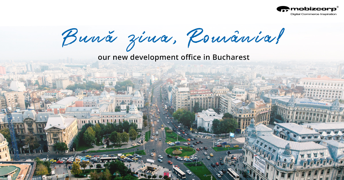 Mobizcorp continues to grow - opening a new development office in Bucharest