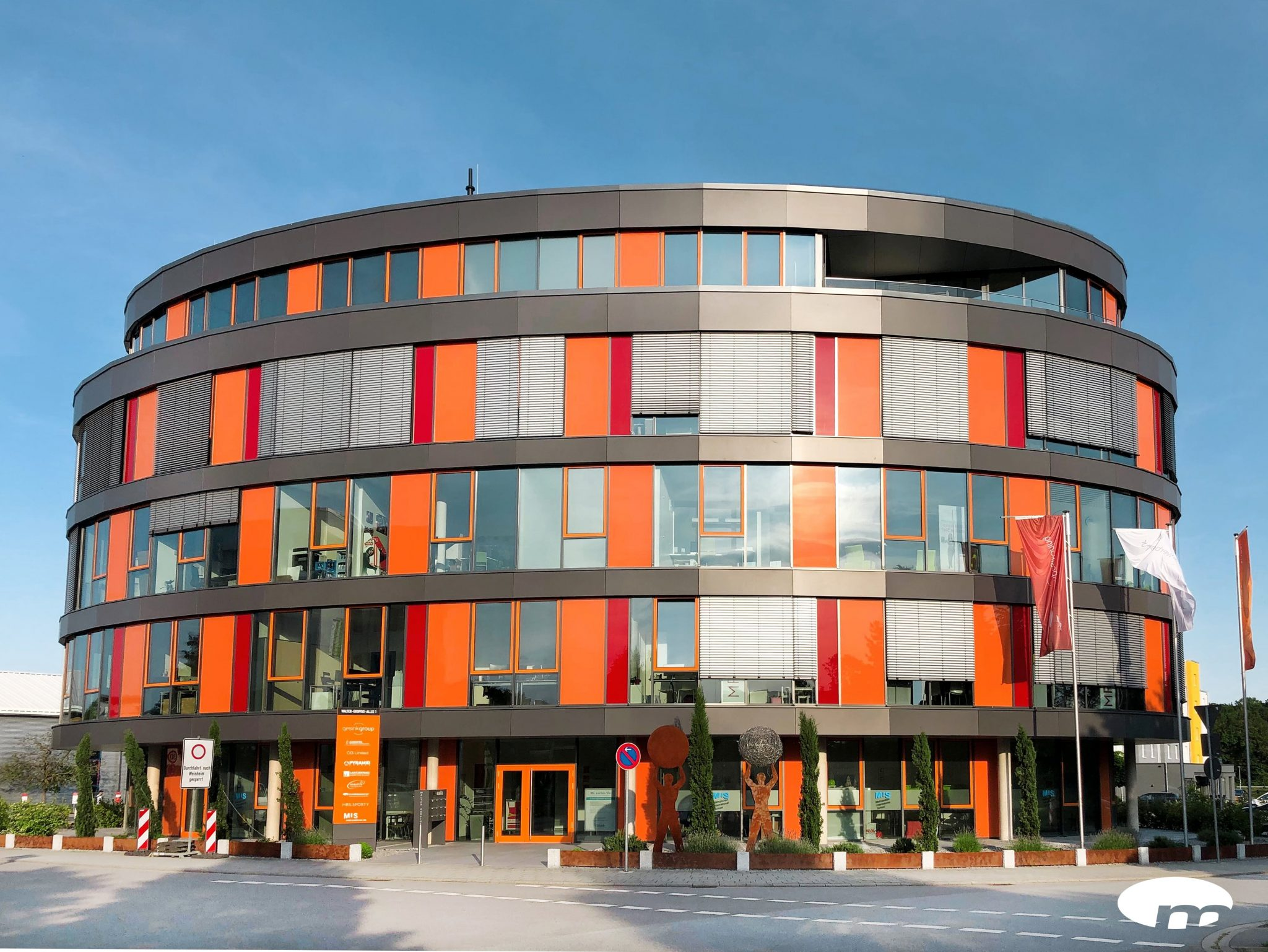 Mobizcorp headquarters in Viernheim - our new office location